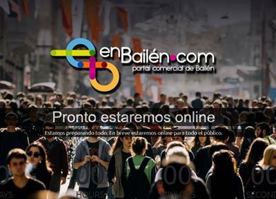 EL AYUNTAMIENTO PONDRÁ EN MARCHA UN PORTAL WEB CON LAS EMPRESAS Y COMERCIOS BAILENENSES