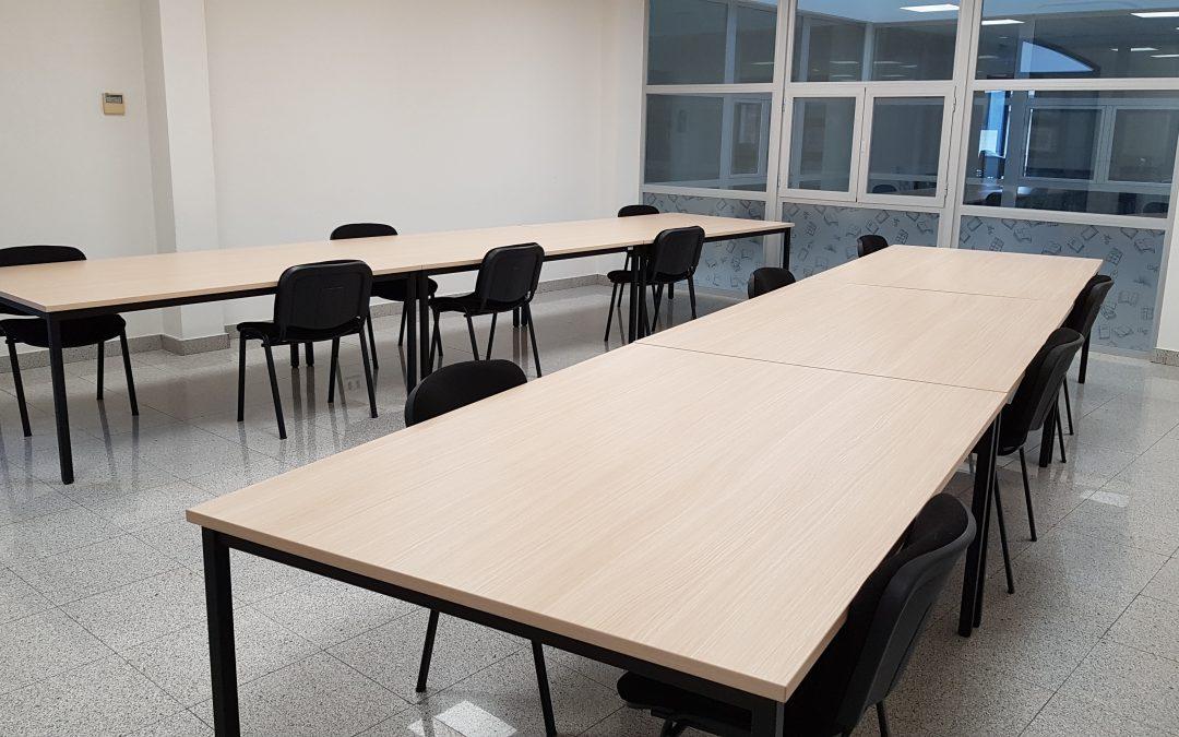 La Sala de Estudio de la Biblioteca reabrirá sus puertas al público a partir de mañana