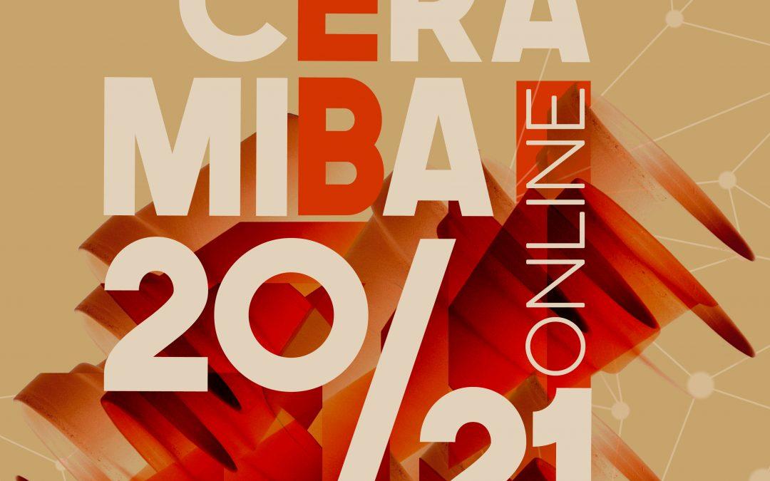 Abierto el plazo de inscripción para participar en Ceramiba 2020-2021