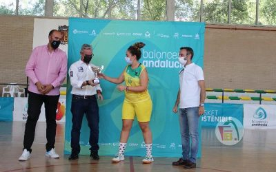 Bailén acoge la Copa Delegación de baloncesto en categoría masculina y femenina