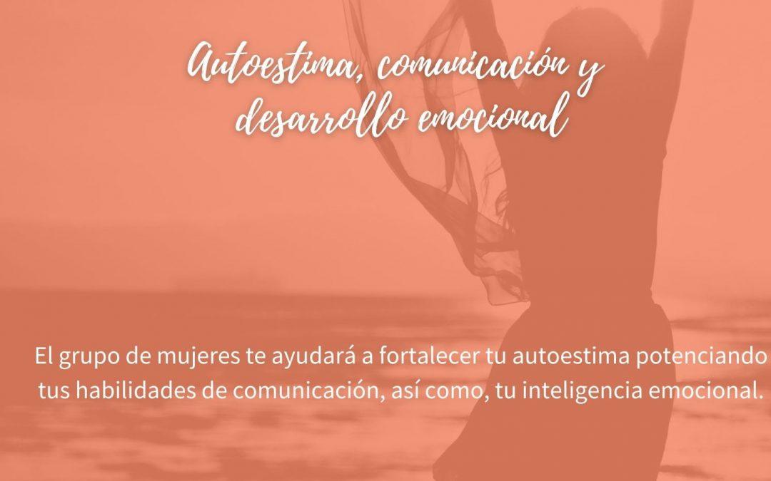 Abierta inscripción para el grupo de psicología para mujeres sobre autoestima, comunicación y desarrollo emocional